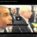 Historic Speech in Damascus sends Shockwaves around the World