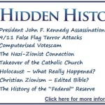 Hidden History Library Target Freedom USA – The five greatest cover-ups of the last 100 years!
