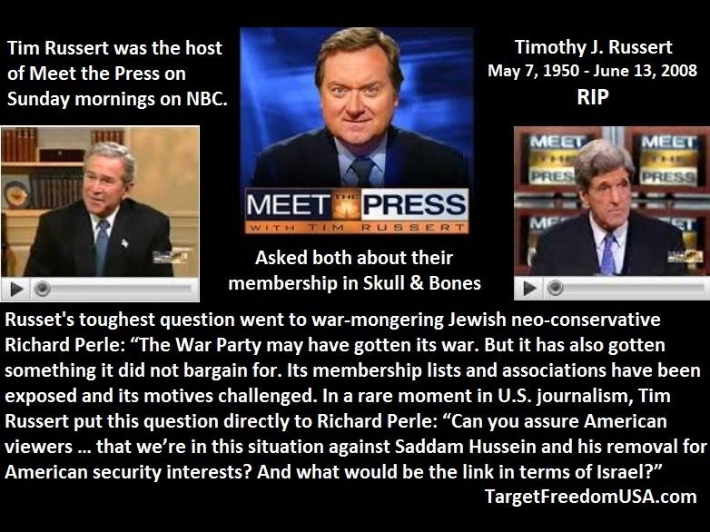 cheney iraq meet the press russert