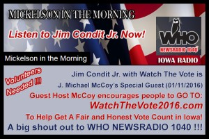 WatchTheVote2016 Radio Show copy